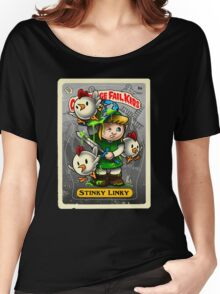 Stinky Linky Women's Relaxed Fit T-Shirt