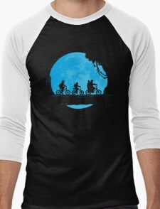 Stranger Moonride Men's Baseball ¾ T-Shirt