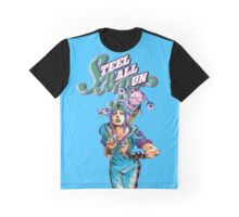 Johnny Joestar - SBR Graphic T-Shirt