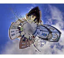 Shipquay Street Panorama - Spring 2014 Photographic Print