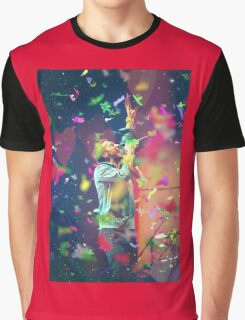 Cold Play Graphic T-Shirt