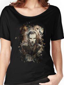 Benedict Cumberbatch - Khan (grunge) Women's Relaxed Fit T-Shirt