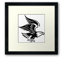 Post Office Eagle Framed Print