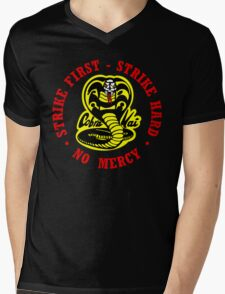 COBRA KAI Karate Kid All Valley Mens V-Neck T-Shirt