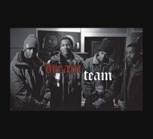 Illmatic Dream Team - Nas, DJ Premier, Q-Tip, Large Professor T-Shirt