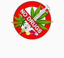 No Drugs Unisex T-Shirt