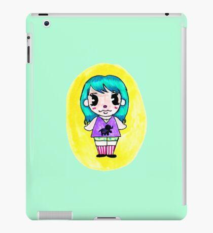 Circus Chibi Girl iPad Case/Skin