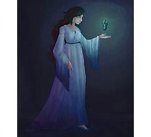 Crystal Princess Photographic Print
