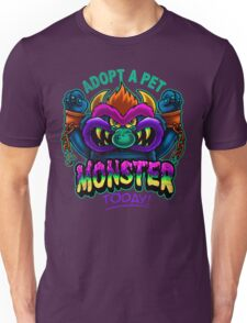 Adopt a Pet Monster T-Shirt