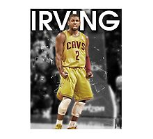 Kyrie Irving by nhornak99