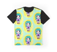 Circus Chibi Girl Graphic T-Shirt