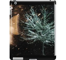 ​Tree in Snow Fall iPad Case/Skin