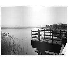 Keyng-po Lake Poster