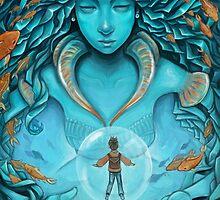 The Messenger by Sandy Vazan