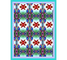 **Blue Berry Nuts** Photographic Print