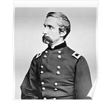 Joshua Chamberlain Civil War Hero Poster
