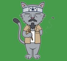 Mr.Meowgi One Piece - Short Sleeve