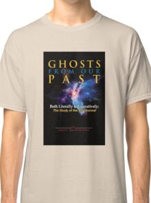 Ghostbusters - Ghosts of Our Past Book Cover Classic T-Shirt