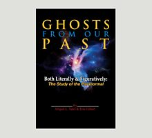 Ghostbusters - Ghosts of Our Past Book Cover Unisex T-Shirt