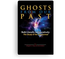 Ghostbusters - Ghosts of Our Past Book Cover Canvas Print