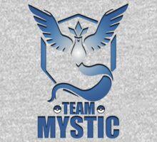 Pokemon Go - Team Mystic One Piece - Long Sleeve