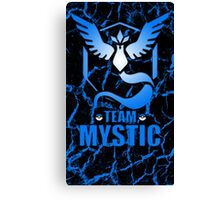 Pokemon Go - Team Mystic Canvas Print