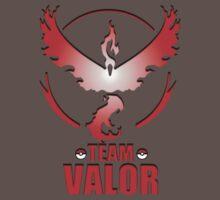 Pokemon Go - Team Valor One Piece - Short Sleeve