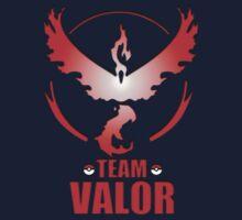 Pokemon Go - Team Valor Kids Tee