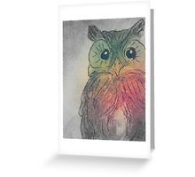 WARM-HEARTED Greeting Card
