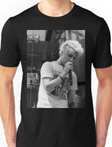 Dalton Rapattoni- black and white Unisex T-Shirt
