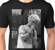 Dalton Rapattoni- black and white Unisex T-Shirt