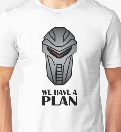 We Have A Plan Cylon BSG Unisex T-Shirt