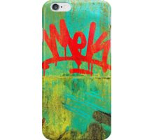 Red Letter Day  iPhone Case/Skin