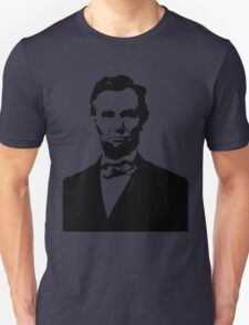Abraham Lincoln US Unisex T-Shirt