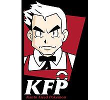 Kanto Fried Pokemon Photographic Print