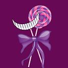 Cheshire Cat Lollipop by Yincinerate