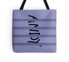 Andy Buzz Tote Bag