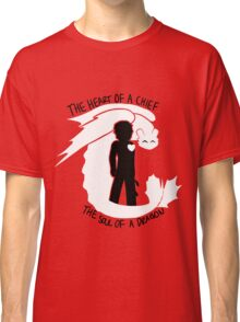 The Heart of a Chief Classic T-Shirt