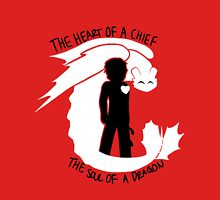 The Heart of a Chief Unisex T-Shirt