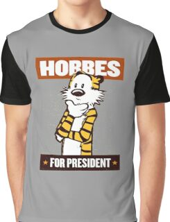 hobbes  Graphic T-Shirt