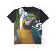 Macaw Graphic T-Shirt
