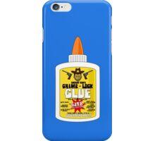 Sheriff Rick's Grime Stick Glue iPhone Case/Skin
