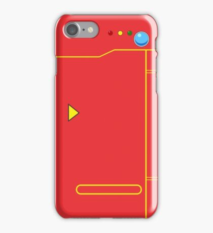 Pokedex Case iPhone Case/Skin
