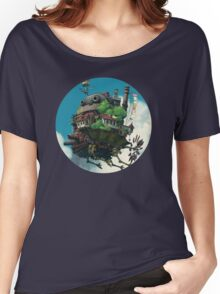air tank howl moving castle Women's Relaxed Fit T-Shirt