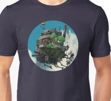 air tank howl moving castle Unisex T-Shirt