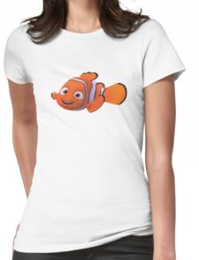 marlin nemo  Womens Fitted T-Shirt