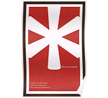 Type Poster - Asterisk Poster