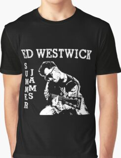 Ed Westwick summer jams Graphic T-Shirt