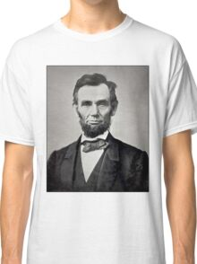 Abraham Lincoln American President Classic T-Shirt