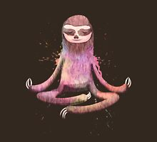 Meditation Sloth Unisex T-Shirt